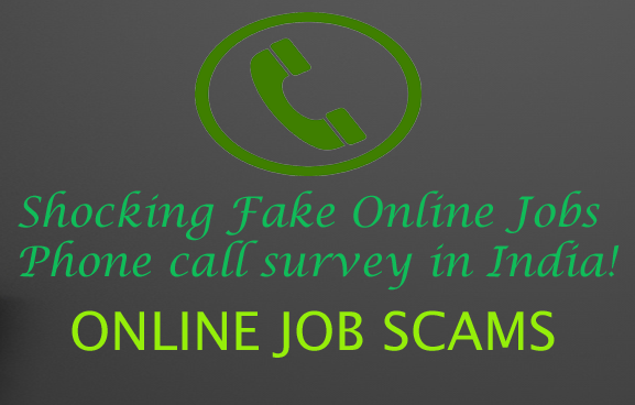 ONLINE-JOB-SCAMS-INDIA scamdesk