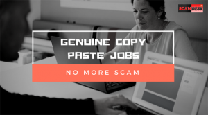 Copy paste Jobs? Is It a Scam or Legitimate System? Ultimate Guide:
