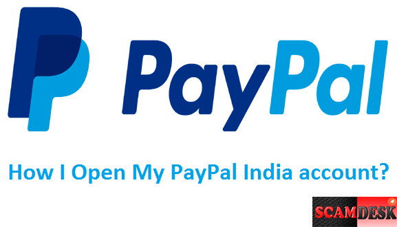 how to open paypal account